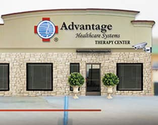 Advantage Healthcare Systems Therapy Center